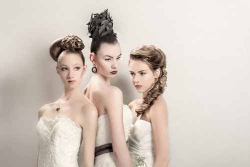 Various hairstyle - that´s what we can make!