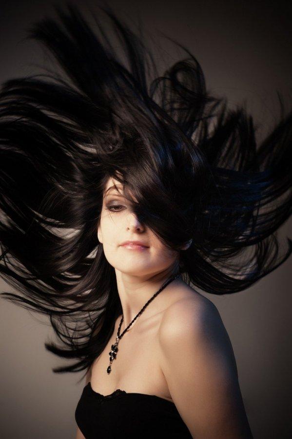 Krásné vlasy a zdravá pokožka